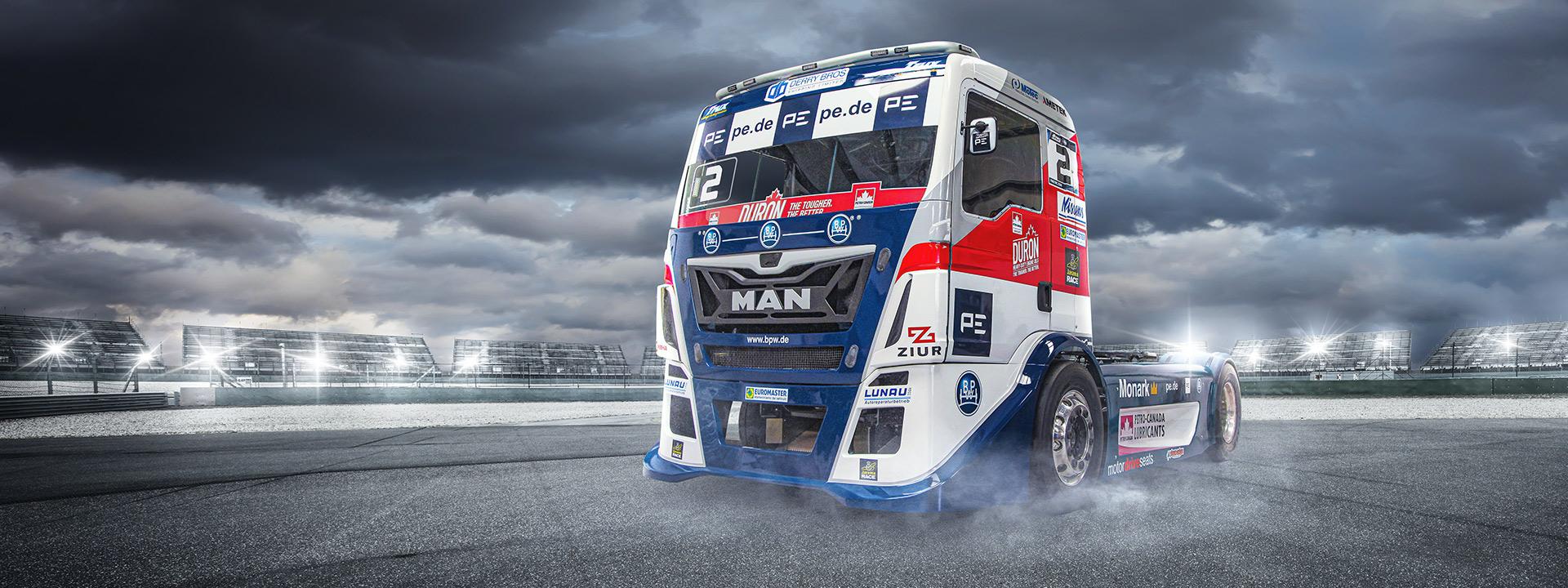 Sponsoring Truck Racing